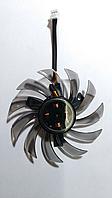 Кулер Охлаждение для видеокарты WindForce 3X GTX460 470 570 580 670 HD5870 GV-N580UD-15I T128010SM 0.2a 3pin