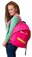 Рюкзак GRILLZ, колір NEON PINK (рожевий неон), Zipit