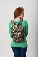 Рюкзак GRILLZ, колір CAMO GREEN (камуфляж зелений), Zipit