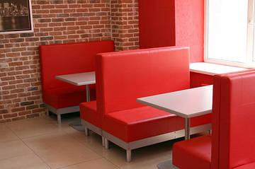 Диваны для кафе и ресторанов