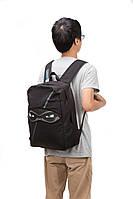 Рюкзак NINJA, цвет BLACK (черный), Zipit
