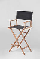 Переносной стул визажиста, режиссера