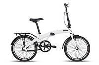 Багажник PRIDE для складных велосипедов Mini, сталь black