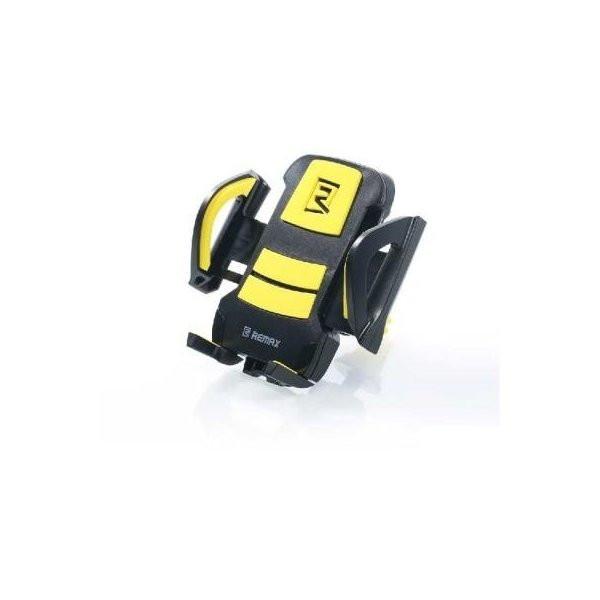 Автомобильный держатель REMAX Car Holder RM-C13 black-yellow