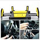 Автомобильный держатель REMAX Car Holder RM-C13 black-yellow, фото 5