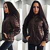 Куртка женская с капюшоном, фото 3