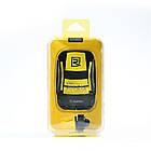Автомобильный держатель REMAX Car Holder RM-C13 black-yellow, фото 3