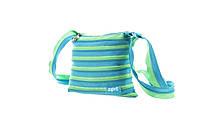 Сумка Medium, цвет Ocean Blue&Soft Brown (голубой), Zipit