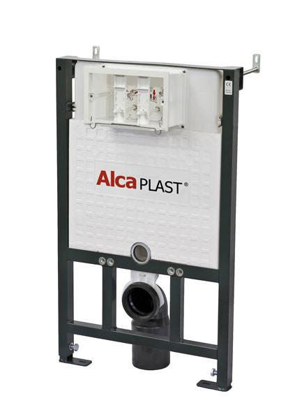 Скрытая система инсталляции AlcaPlast A101/850 для сухой установки (гипсокартона) - Интернет-магазин KPD 220 в Киеве