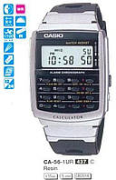Часы Casio CA-56-1UR с калькулятором оригинал