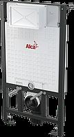 Скрытая система инсталляции AlcaPlast A101/1000 для сухой установки (гипсокартона)