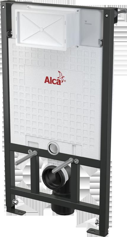 Скрытая система инсталляции AlcaPlast A101/1000 для сухой установки (гипсокартона) - Интернет-магазин KPD 220 в Киеве