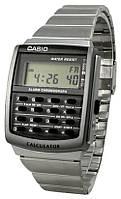 Часы Casio CA-506-1UR с калькулятором оригинал