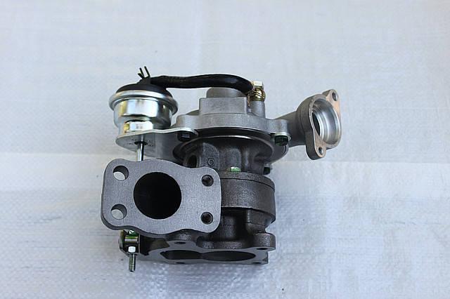 Турбокомпрессор KKK KP35/ТРК Citroen C 1/ТРК Peugeot 206/ТРК Ford/ТРК 1.4 HDI/ТРК KKK KP35, фото 2