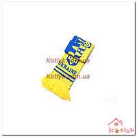 Шарф футбольный сборной Украины