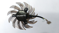 Кулер Gigabyte WindForce 3X HD7950 HD7970 GTX460 470 570 580 670 HD5870 GV-R797OC-3GD T128010SM 0.35A 4-pin