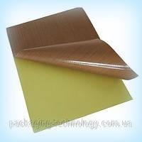 Тефлоновая ткань на клеевой основе (стеклоткань) 0,08 х 1000 мм