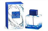 Туалетная вода Antonio Banderas SPLASH BLUE SEDUCTION For Man 100 ml (Антонио Бандерас)