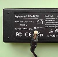 Блок питания 19V 4.74A (штекер 5.5-1.7) для ноутбуков  ACER
