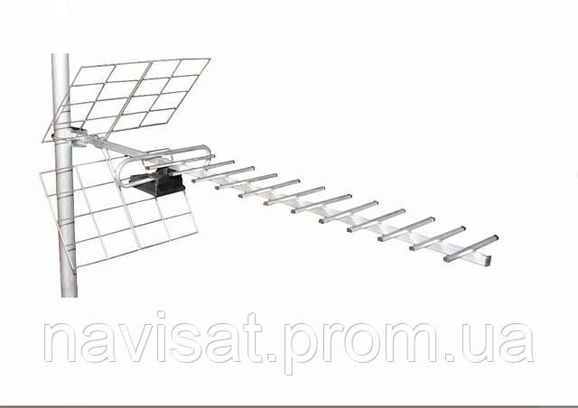 T2 антенна наружная Энергия Т2 1,5м (19 элементов+8)