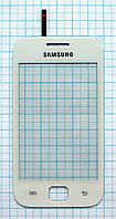 Тачскрин сенсорное стекло для Samsung S6802 Galaxy Ace Duos white