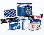 Обновленный дизайн упаковки авто запчастей и аксесуаров BOSCH