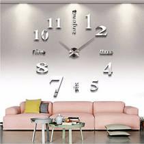 Интерьерные часы и наклейки