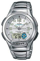 Наручные мужские часы Casio AQ-180WD-7BVEF оригинал
