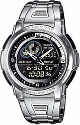 Наручные мужские часы Casio AQF-102WD-1BVEF оригинал