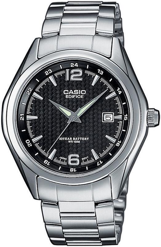 Casio EF-121D-1AVEF оригинал