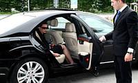Прокат авто с водителем Днепропетровск