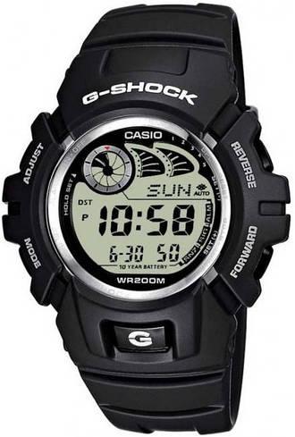 Наручные мужские часы Casio G-2900F-8VER оригинал