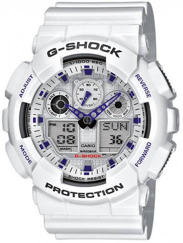 Наручные мужские часы Casio GA-100A-7AER оригинал