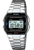 Наручные мужские часы Casio A163WA-1QGF оригинал