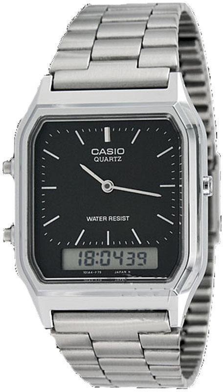 Наручные мужские часы Casio AQ-230A-1DUQ оригинал