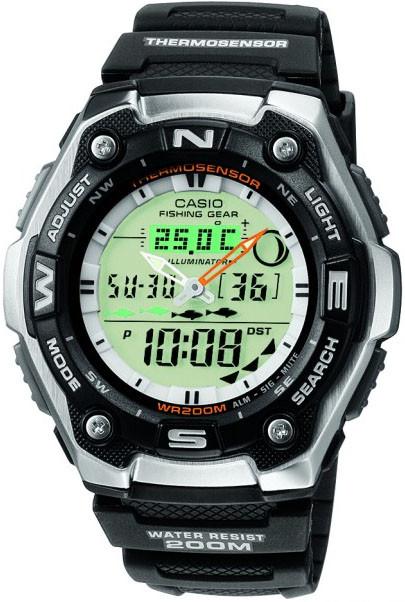 Наручные мужские часы Casio AQW-101-1AVER оригинал