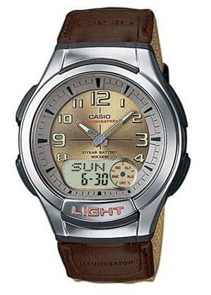 Наручные мужские часы Casio AQ-180WB-5BVEF оригинал