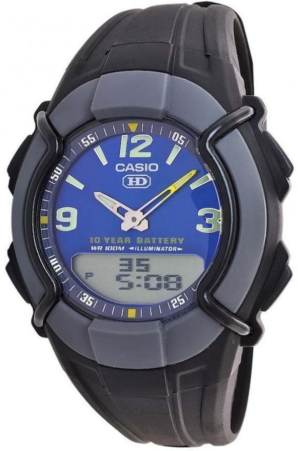 Наручные мужские часы Casio HDC-600-2BVEF оригинал