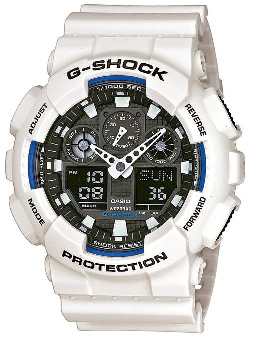 Наручные мужские часы Casio GA-100B-7AER оригинал