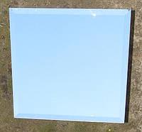 Плитка зеркальная зеленая, бронза, графит 500*500 фацет 10мм, фото 1