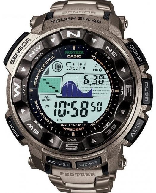 Часы Casio PRW-2500T-7ER