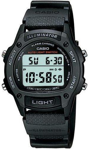 Наручные мужские часы Casio W-93H-1AVUH оригинал