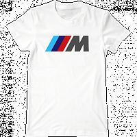 """Мужская футболка с принтом """"""""BMW"""