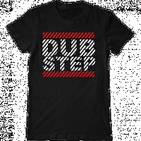 """Мужская футболка с принтом """"Dub Step"""""""