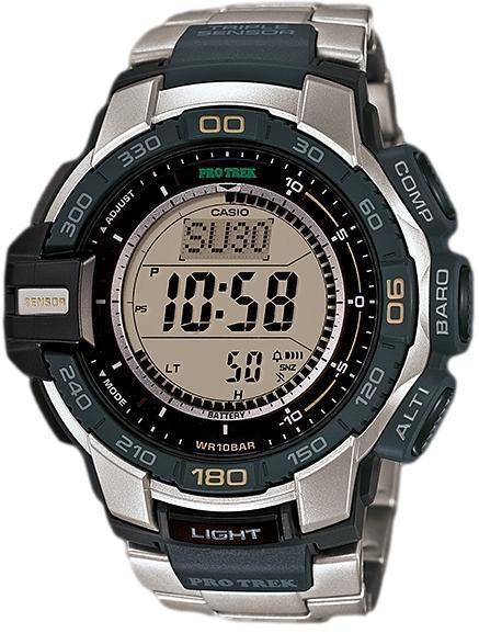Часы Casio PRG-270D-7ER