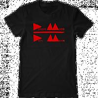 """Мужская футболка с принтом """"Depeche Mode"""""""
