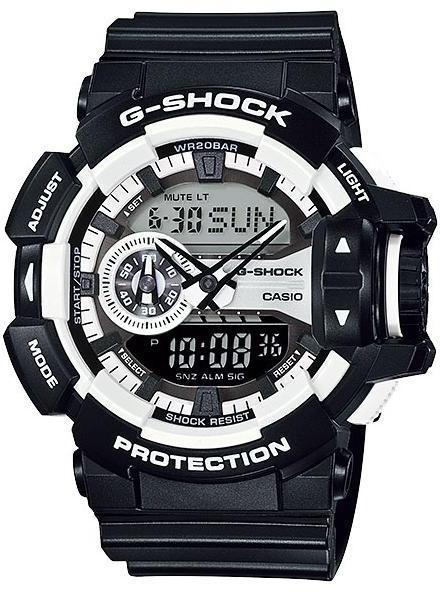 Наручные мужские часы Casio GA-400-1AER оригинал