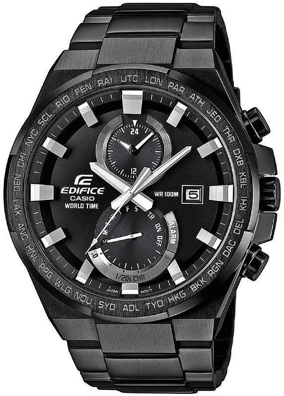 Часы Casio EFR-542BK-1AVUEF