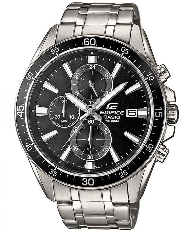 Наручные мужские часы Casio EFR-546D-1AVUEF оригинал