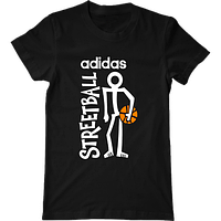 """Мужская футболка с принтом """"Adidas"""""""